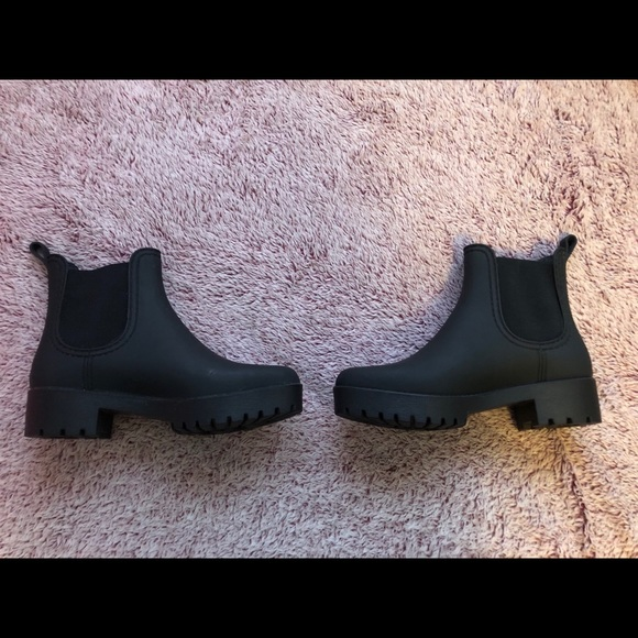 03a9189c899f Jeffrey Campbell Shoes - Jeffrey Campbell Cloudy Waterproof Chelsea Boots